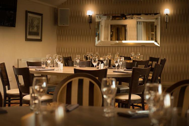 The White Swan Scotter Restaurant