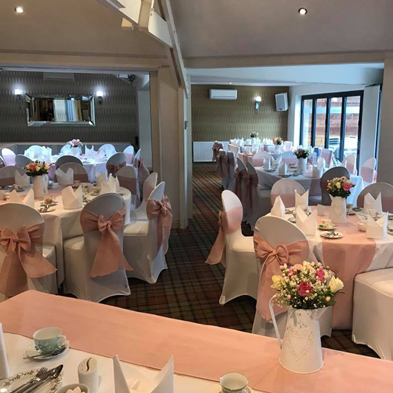 Weddings at the White Swan