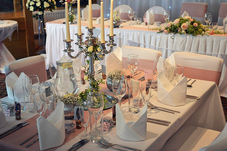 Weddings at the White Swan Scotter