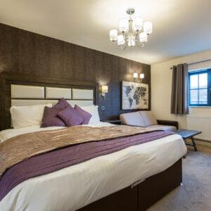 Executive Suite Hotel Bedroom